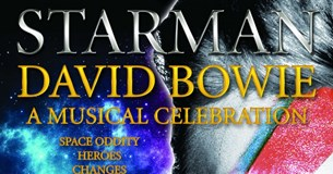 STARMAN - The Story of David Bowie