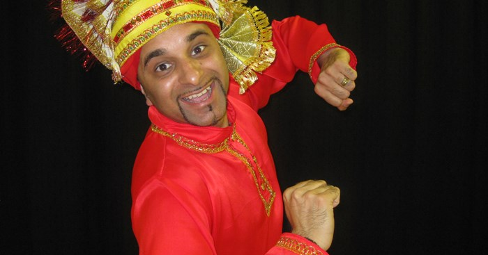Bhangra Tots / Bollywood Tots Family Dance!