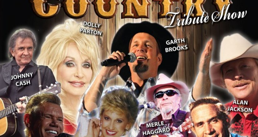 The Legends of American Country Tribute Show