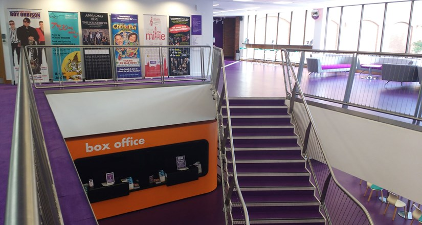 Box Office & Tickets