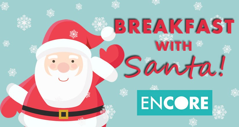 Breakfast With Santa In Encore - Available To Book Now!