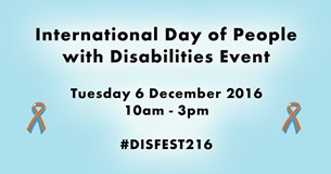 Celebrate disability in Solihull with DIS-fest