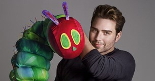 Jonathan Rockefeller on The Very Hungry Caterpillar Show