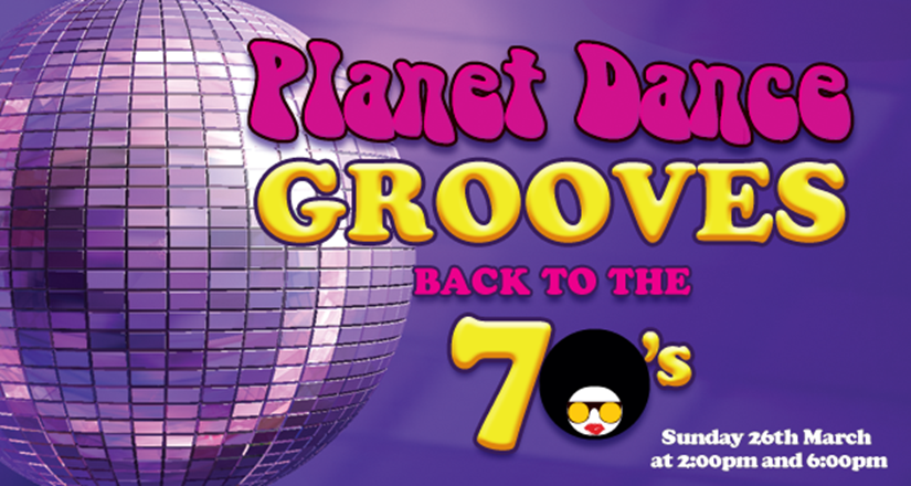 Planet Dance Grooves Back To The 70s