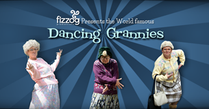Dancing Grannies in Touchwood!