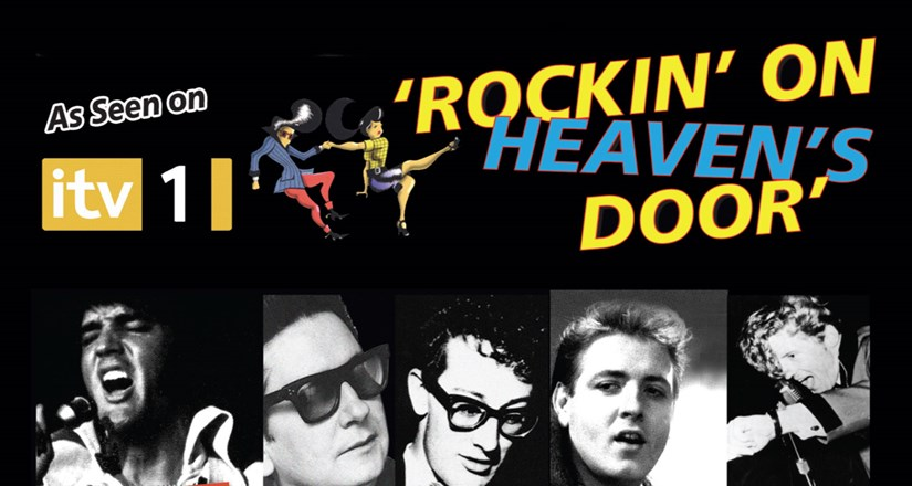 Rockin' On Heaven's Door