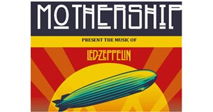 MOTHERSHIP - Led Zeppelin Tribute