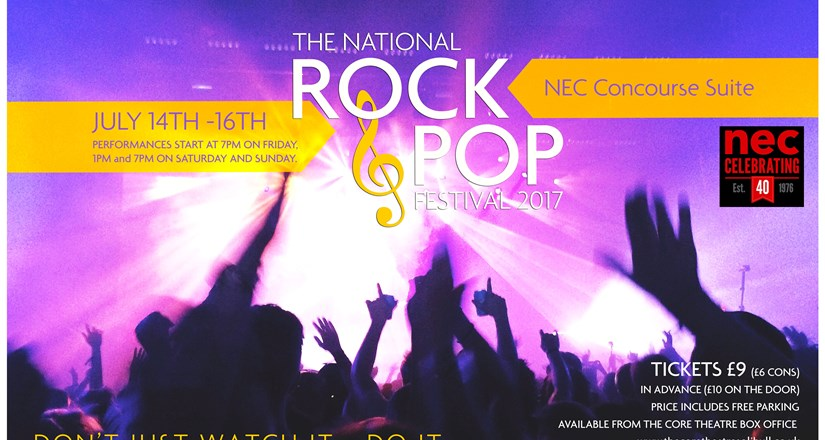Rock and Pop Festival 2017