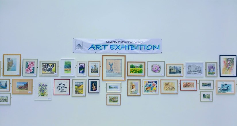 Coventry Watercolour Society Exhibition