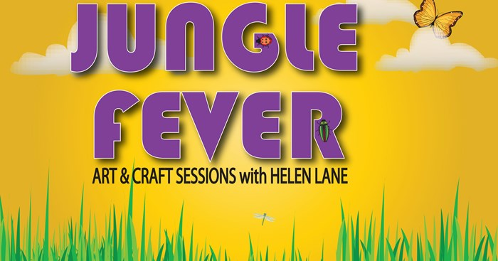 Jungle Fever - Holiday Art & Craft Sessions