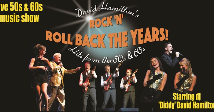 David Hamilton's Rock 'n' Roll Back The Years