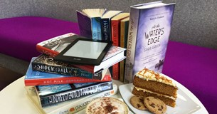 Silent Reading Café is BACK this Autumn!