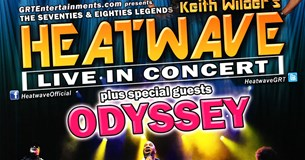 Boogie Nights with Heatwave and Odyssey