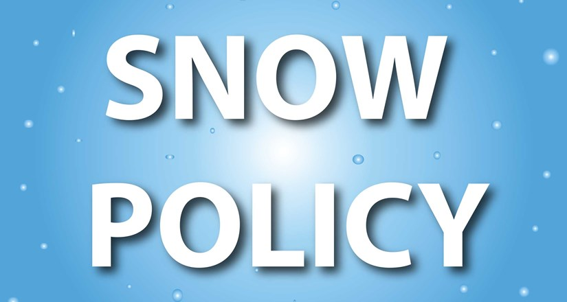 SNOW POLICY