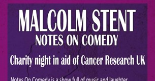 Notes on Comedy  in aid of Cancer Research