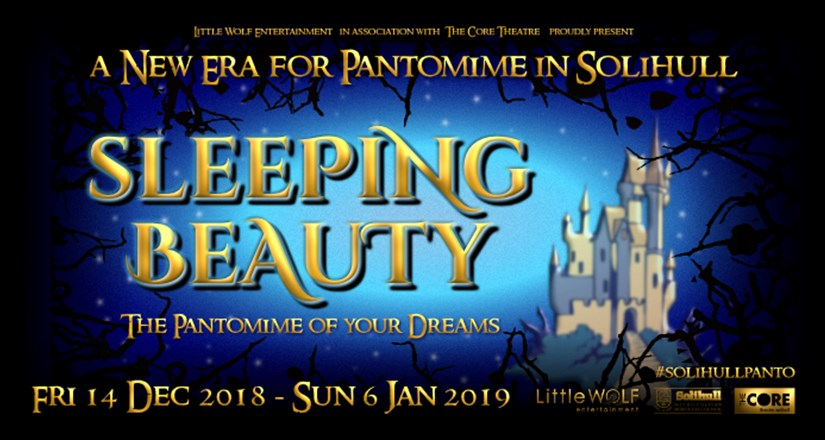 Sleeping Beauty - The Pantomime of Your Dreams