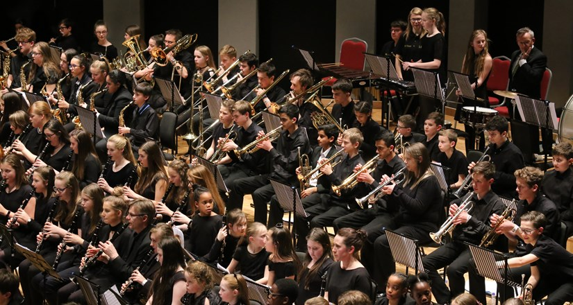 SMS Presents a Celebration of Music in Solihull