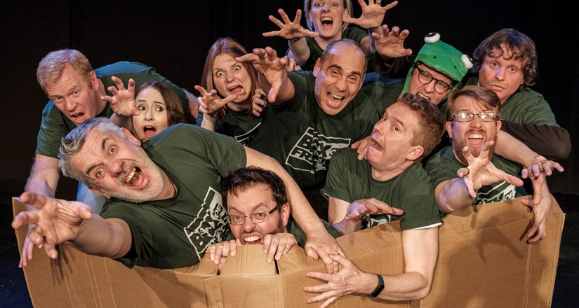 Box of Frogs - Comedy Improv (Summer)