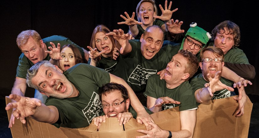 Box of Frogs - Comedy Impov Show