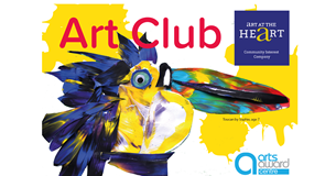 Saturday Art Club - Jan -Feb '19