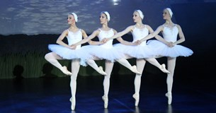 SWAN LAKE by Ballet Theatre UK