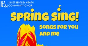 Spring Sing! 2019 - You and Me