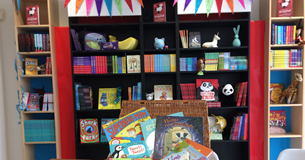 Pop-Up BookFest Bookshop