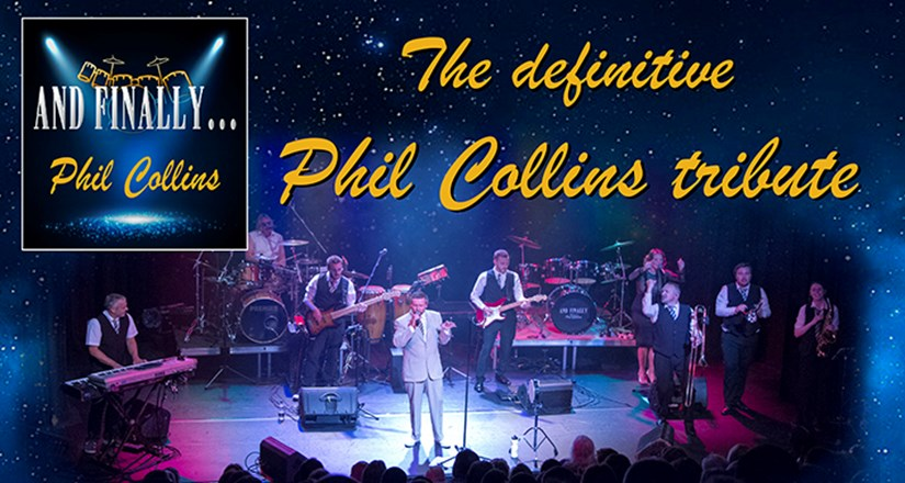 And Finally Phil Collins