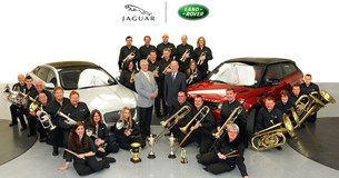 Jaguar Land Rover Band in Concert