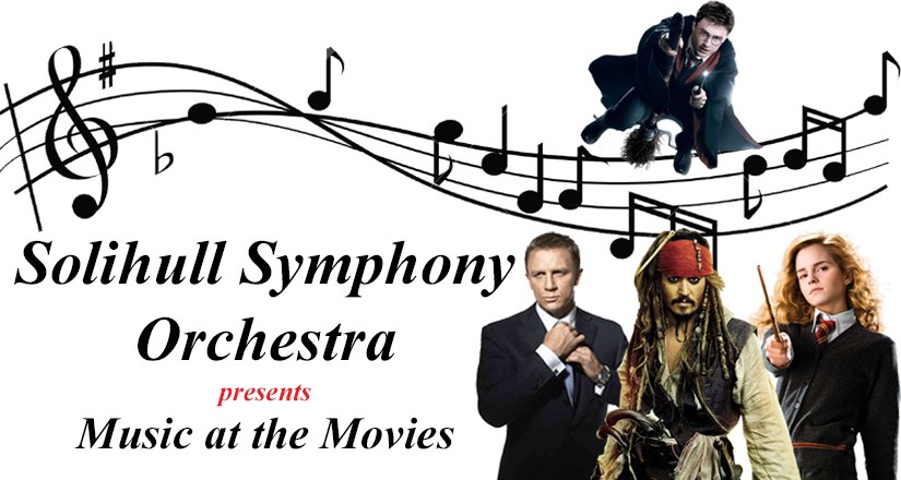 Music from the Movies by Solihull Symphony Orchestra