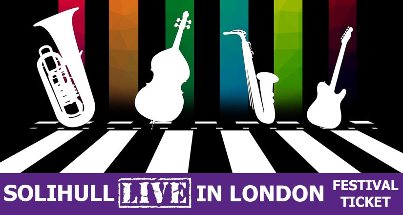 SMS Live in London: Festival Ticket