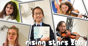 Solihull Symphony Orchestra Rising Stars