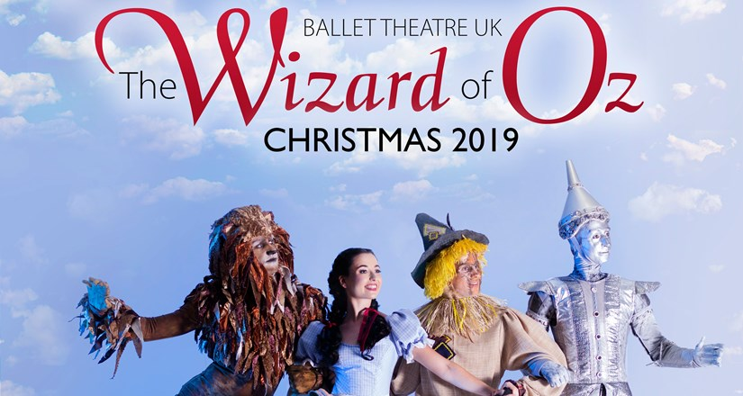 The Wizard of Oz by Ballet Theatre UK