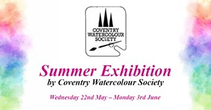 Summer Exhibition by Coventry Watercolour Society
