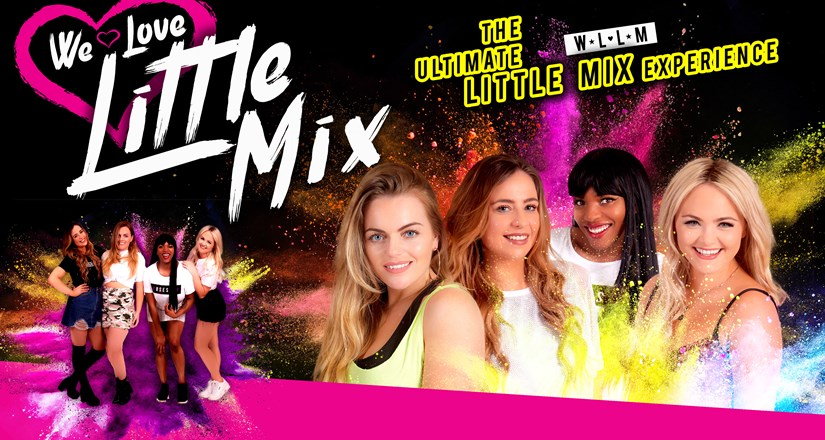 The Ultimate Little Mix Experience