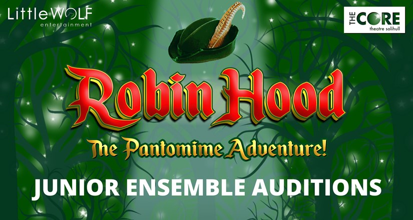 Pantomime Junior Ensemble Auditions