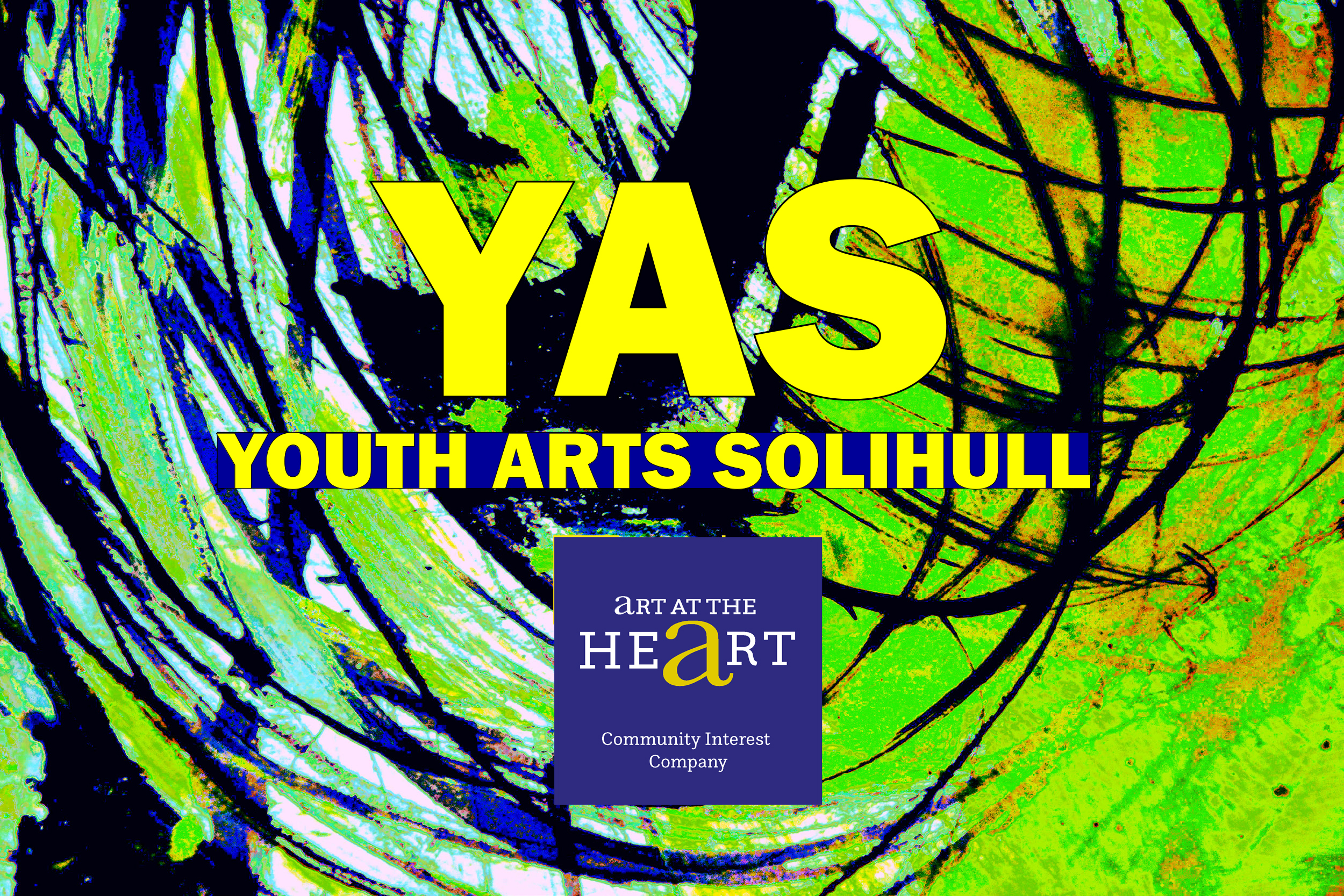 Youth Arts YAS weblogo