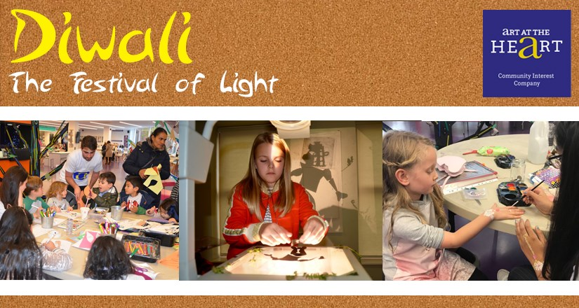 Diwali Festival of Light Activities