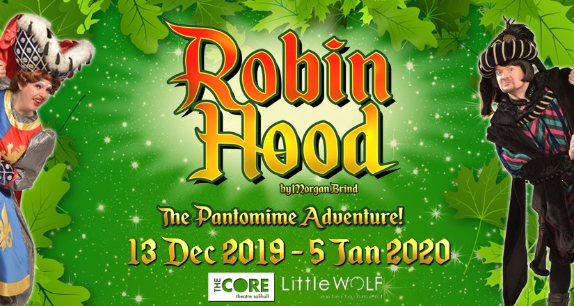Panto Is Back... Ooh Yes It Is!