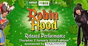 Robin Hood: Relaxed Performance Pantomime