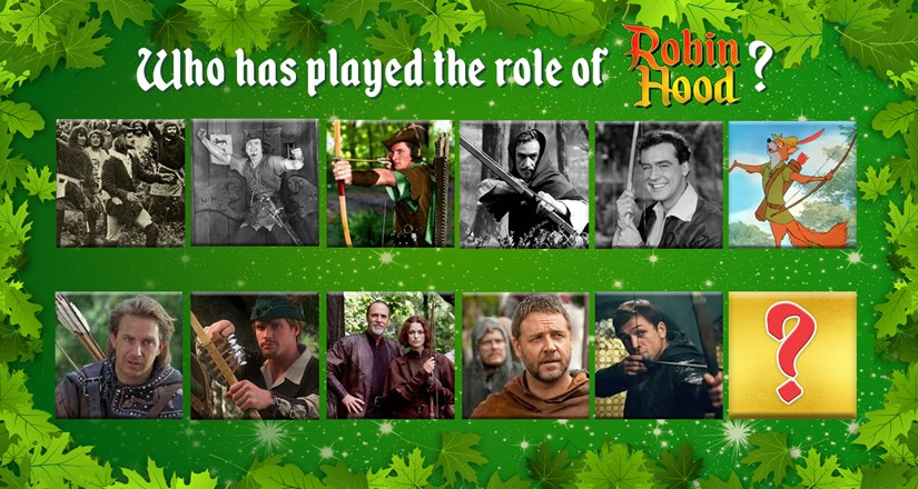 BLOG A look into the role of Robin Hood!