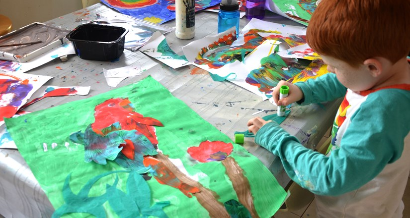 Jungle Stories - Workshops by Art At The Heart
