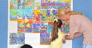 Family Art Club: Colour Creations - Mosaics