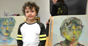 One Day Art Workshop: Portrait Drawing