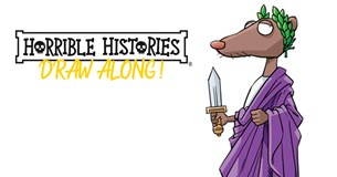 Horrible Histories - Draw Along with Martin Brown