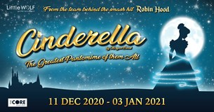 Cinderella - Relaxed Performance Pantomime