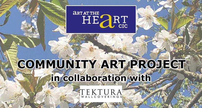 Art at the Heart CIC Stay at Home Projects