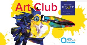 Saturday Art Club - Spring 2021