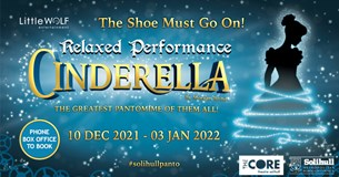 Cinderella Pantomime - Relaxed Performance