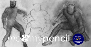 Me & My Pencil: How To Draw Action Figures